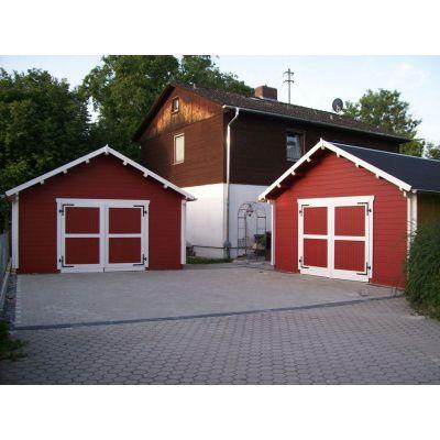 Bild 4 von Azalp Garage Keutenberg 500x700 cm, in 60 mm