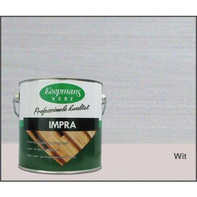 Hoofdafbeelding van Koopmans Impra, Wit, 2,5L