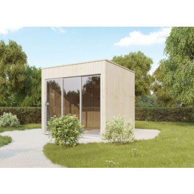 Bild 2 von SmartShed Gartenhaus Novia 3522