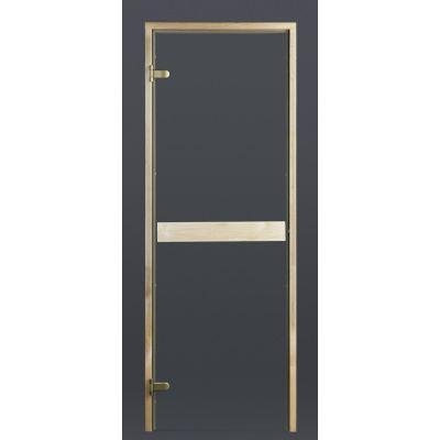 Hoofdafbeelding van Ilogreen Saunadeur Classic (Elzen) 89x209 cm, helderglas