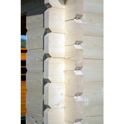 Bild 5 von Azalp Blockhaus Sanne 600x250 cm, 30 mm