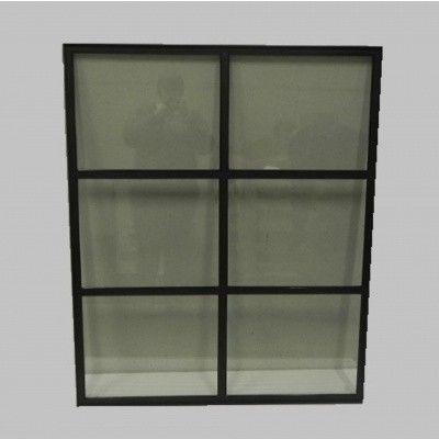 Hoofdafbeelding van Azalp Stalen raam vast, 1000x1200 mm