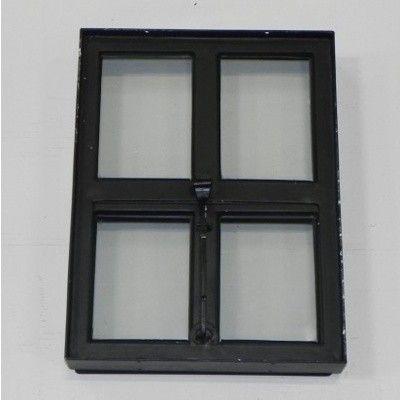 Afbeelding 2 van Azalp Stalen openklapbaar raam (onderste deel), 300x400 mm