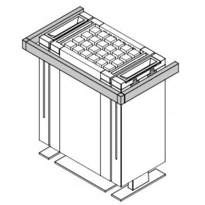 Hoofdafbeelding van EOS Mythos S45 ovenbeschermrand (94.5657)*