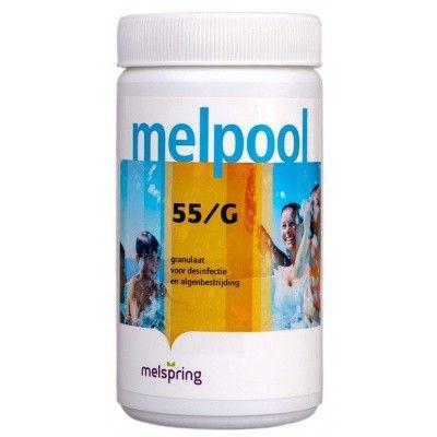 Hoofdafbeelding van Melpool 55/G Chloorgranulaat 1 kg (Chloorshock)