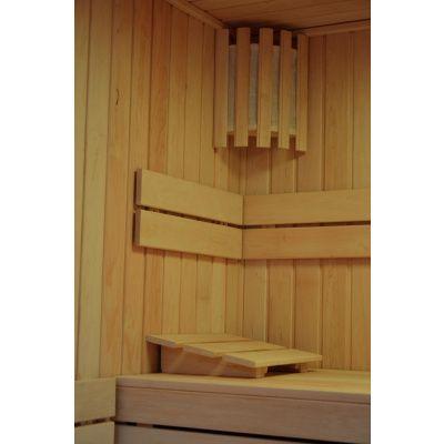 Afbeelding 7 van Azalp Sauna Hoofdsteun Elzen
