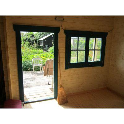 Bild 23 von Azalp Blockhaus Kirkwall 450x400 cm, 45 mm