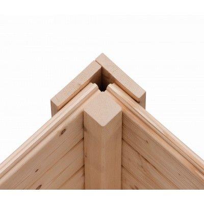 Afbeelding 7 van Woodfeeling Tastrup 4 met luifel (83062)