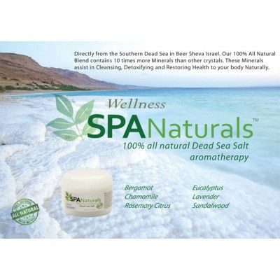 Afbeelding 3 van InSPAration Spa Naturals Dead Sea Salt Eucalyptus