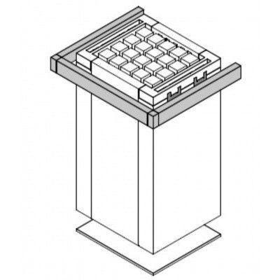 Hoofdafbeelding van EOS Mythos S35 ovenbeschermrand (94.5652)*