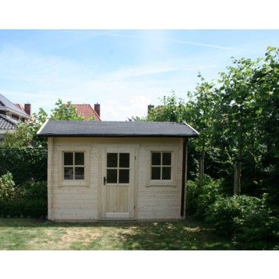 Bild 21 von Azalp Blockhaus Mona 450x500 cm, 30 mm