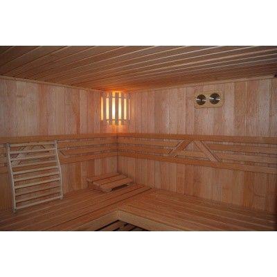 Afbeelding 13 van Azalp Saunabanken geheel op maat