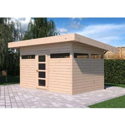 Hauptbild von SmartShed Blockhaus Amando 400x300 cm, 45 mm