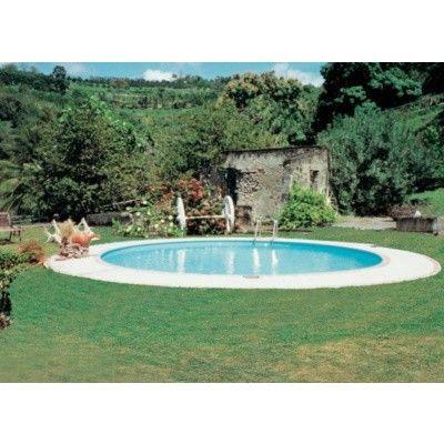 Afbeelding 22 van Trend Pool Ibiza 420 x 120 cm, liner 0,6 mm