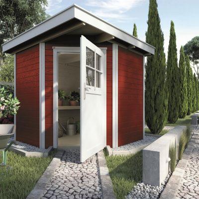 Hauptbild von Weka Gartenhaus 229 Gr. 1 Schwedisch rot