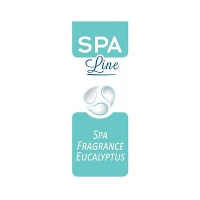 Afbeelding 2 van Spa Line Fragrance Eucalyptus (250 ml)