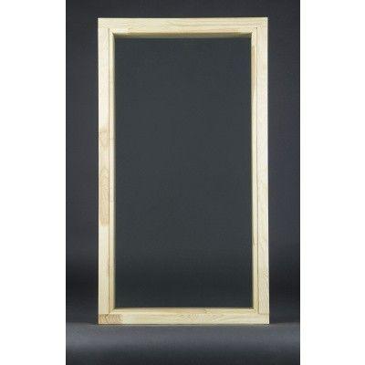 Hoofdafbeelding van Ilogreen Saunaraam 49x89 cm, helderglas 8 mm