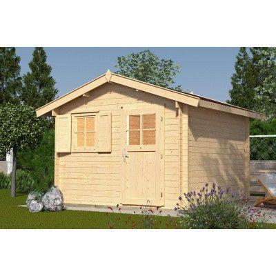 Hauptbild von Weka Gartenhaus Premium28 FT Gr. 1 300cm