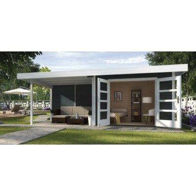 Hoofdafbeelding van Weka Designhuis 126 B Gr.1, 590x240 cm antraciet