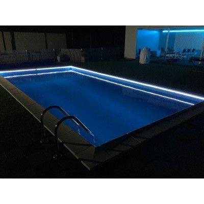 Afbeelding 17 van Trend Pool Polystyreen liner zwembad 800 x 400 x 150 cm (starter set)
