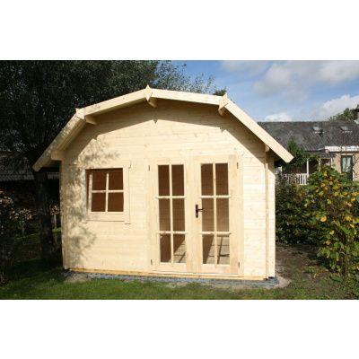 Bild 12 von Azalp Blockhaus Cornwall 450x300 cm, 45 mm