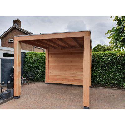 Afbeelding 4 van WoodAcademy Ruby Excellent Douglas Overkapping 300x300 cm