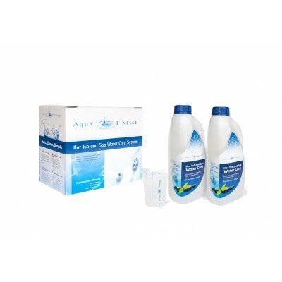 Hauptbild von AquaFinesse Hot Tub & Spa Water Care Box mit Tabletten (Tri-Chlor)