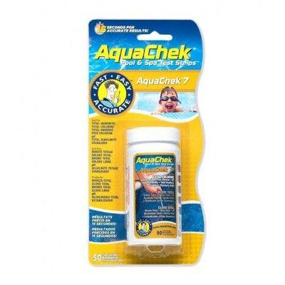 Hoofdafbeelding van AquaChek 7 in 1 Test Strips