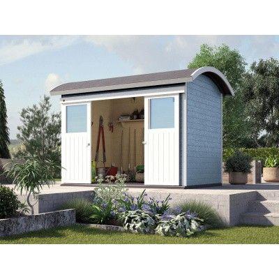 Hauptbild von Weka Gartenhaus 228 Grau