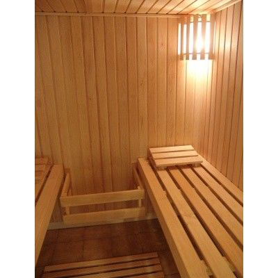 Bild 3 von Azalp Optic Elementsauna 203x186 cm, Erle