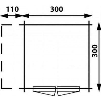 Afbeelding 2 van Interflex 331 M, geverfd
