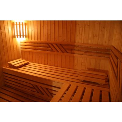 Afbeelding 5 van Azalp Sauna Hoofdsteun Elzen