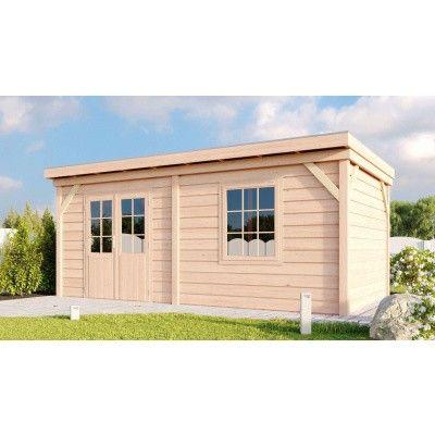 Hauptbild von WoodAcademy Nobility Douglasie Gartenhaus 500x300 cm