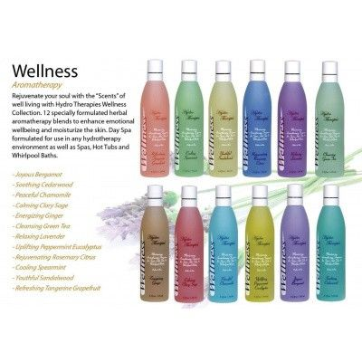 Afbeelding 2 van InSPAration Wellness Rejuvenating Rosemary Citrus (245 ml)