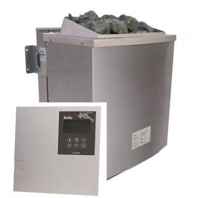 Bild 2 von Karibu Combiofen 9 kW (76001)