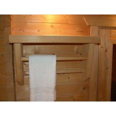 Afbeelding 2 van Azalp Sauna Handdoekhouder