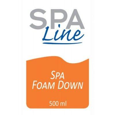Afbeelding 2 van Spa Line Foam Down (500 ml)