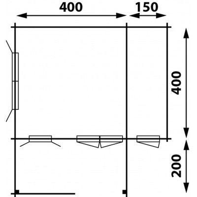 Afbeelding 4 van Interflex 4x4+2Z, geverfd