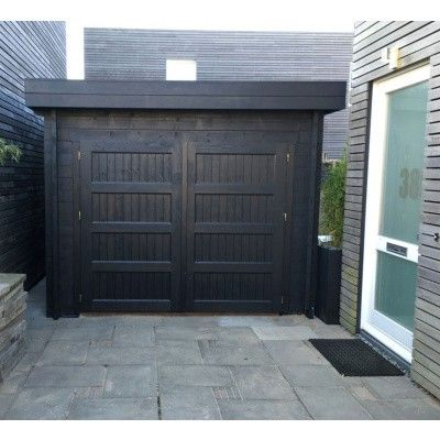 Afbeelding 21 van Azalp Garage Thijs 300x500 cm, 45 mm Modern