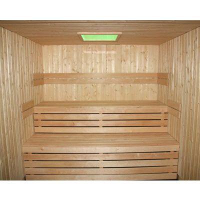 Afbeelding 21 van Azalp Sauna rugleuning Lumen, Elzen