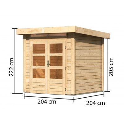 Afbeelding 2 van Woodfeeling Kandern 1 (82984)