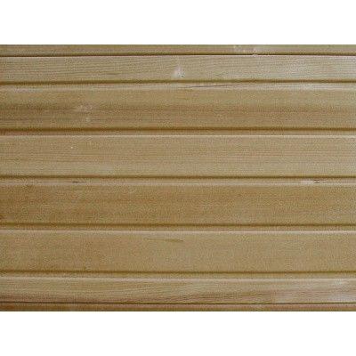 Hoofdafbeelding van Azalp Saunaschroot Western Hemlock Rifts 2760x94x16 mm