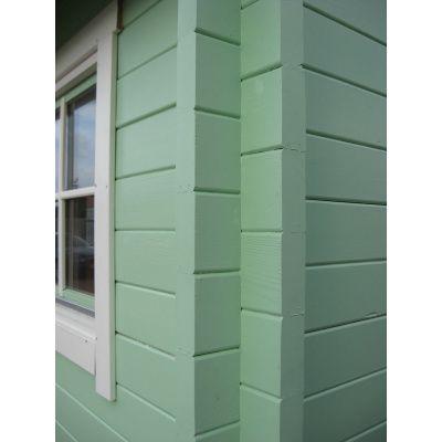 Bild 9 von Azalp Blockhaus Kirkwall 400x350 cm, 30 mm