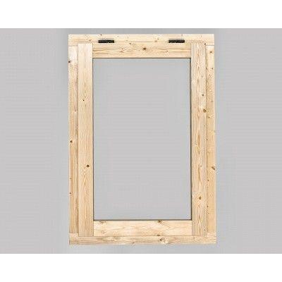 Afbeelding 11 van Graed Livington Chalet 600x600 cm, 44 + 44 mm (Dubbelwandig)
