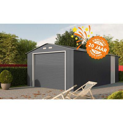 Hoofdafbeelding van Duramax Garage Antraciet 604x370 cm