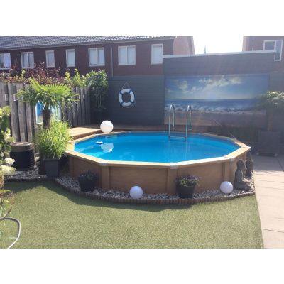 Afbeelding 5 van Duratech Sun Spring 5 (4,85 kW) zwembad warmtepomp