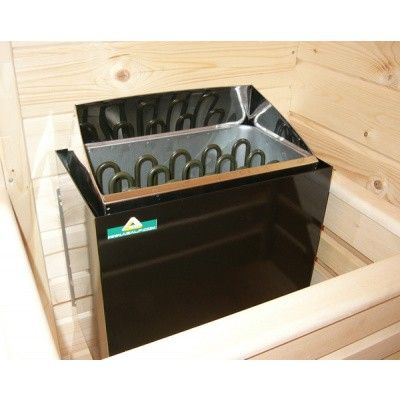Afbeelding 2 van Harvia Kubic saunakachel M80 bij Karibu sauna*