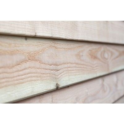 Bild 3 von WoodAcademy Cullinan Douglasie Gartenhaus 580x300 cm