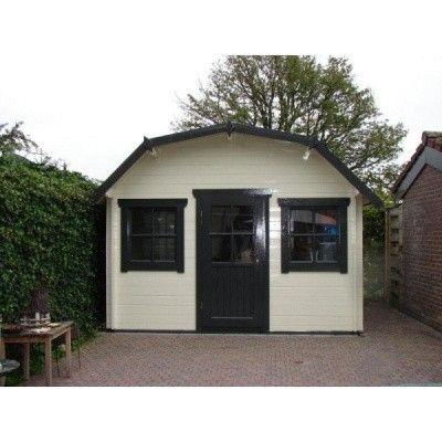 Bild 26 von Azalp Blockhaus Yorkshire 400x350 cm, 45 mm