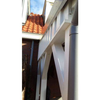 Afbeelding 26 van Azalp Houten veranda 350x250 cm